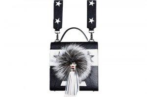 Glamorous Cross Tassel Bag