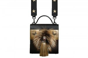 Funky Cross Tassel Bag