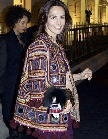Adriana Bascal With Tchi Tchi