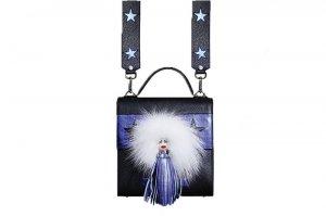 Lovely Cross Tassel Bag